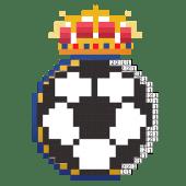 Pixel football logos : Sandbox color by numbers