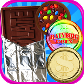 Chocolate Coins & Candy Money  APK 1.1