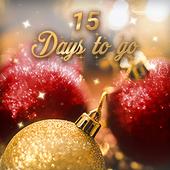 Beautiful Christmas Countdown Live Wallpaper