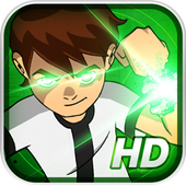 Little Ben Alien Hero - Fight Alien Flames 1.5 Android for Windows PC & Mac