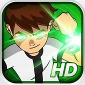 Little Ben Alien Hero - Fight Alien Flames For PC