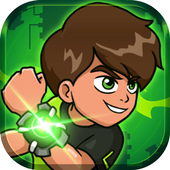 Hero kid - Ben Alien Ultimate Power Surge Latest Version Download