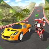 Car vs Bike Racing  APK 4.6