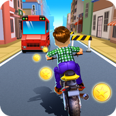 Moto Runner 3D 1.0.7 Android for Windows PC & Mac