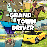 Download Grand Town Driver Auto Racing 1.2 APK File for Android