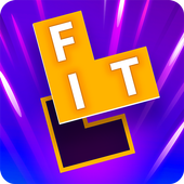 Flow Fit Word Puzzle