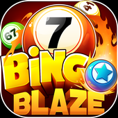 Bingo Blaze -  Free Bingo Games  For PC