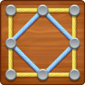 Line Puzzle: String Art 1.4.42 Android for Windows PC & Mac