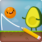 Where's My Avocado? Draw lines APK v20.1007.09 (479)