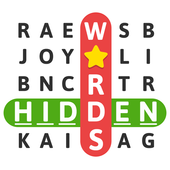 Word Search: Hidden Words  in PC (Windows 7, 8 or 10)