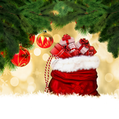 Beautiful Christmas Live Wallpaper 1.0.7