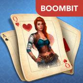 TriPeaks Solitaire Cards Queen