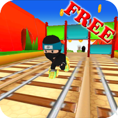 Subway Nano Ninja Surfer For PC