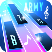 Download BTS Army Magic Piano Tiles 2020 - BTS Army games 1.4 APK File for Android
