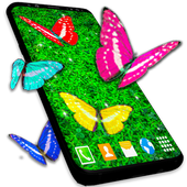 Real Butterflies on Screen APK 4.8.2