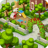 Town Story - Match 3 Puzzle