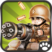 Little Commander - WWII TD in PC (Windows 7, 8 or 10)