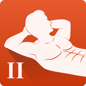 Abs workout ABS II - lose belly fat at home 2.6 Android for Windows PC & Mac