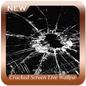 Cracked Screen Live Wallpaper  Latest Version Download