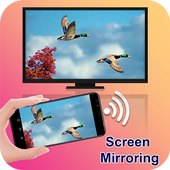 Screen Mirroring with TV : Mobile Connect to TV 1.0 Android for Windows PC & Mac