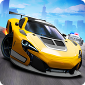 4-Wheel City Drifting 1.0 Android for Windows PC & Mac