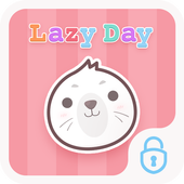 Lazy Day CM Locker Theme 1.0.0