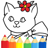 Coloring Kitty Cats For PC
