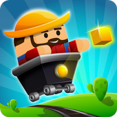 Rail Miner Gold Rush  Latest Version Download