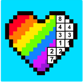 RAINBOW Color by Number - 2D & 3D Pixel Art  Latest Version Download