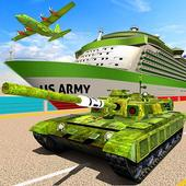 US Army Transporter – Plane Transport Ship Game  Latest Version Download