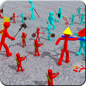 Stickman Battle of Warriors 1.0 Android for Windows PC & Mac