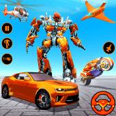 Transmute Robot Superhero Latest Version Download