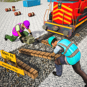 Train Tracks Construction 2018  Latest Version Download