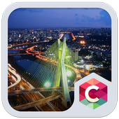 City Night C Launcher Theme  Latest Version Download