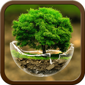 Green Nature HD Theme: Comic Android themes FREE  Latest Version Download