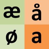 Danish Alphabet for university students