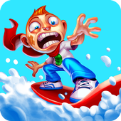 Skiing Fred 1.0.9 Android for Windows PC & Mac