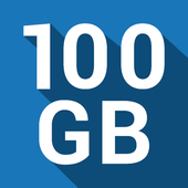 100 GB Free Cloud Drive Degoo For PC