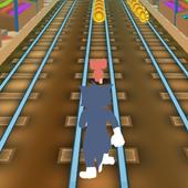 Subway Dash: Jerry Escape  APK 1.0.1