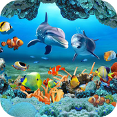 Fish Live Wallpaper 3d Aquarium Background Hd 2018 App In Pc