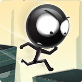 Stickman Roof Runner APK 1.3