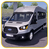 Download Minibus Sprinter Passenger Game 2019 2.10 APK File for Android