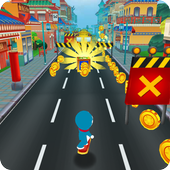 Doraemon Escape Dash: Free Doramon, Doremon Game