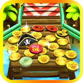 Lucky Pirates Coin Pusher Party