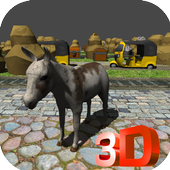 Donkey Road Crossing  Latest Version Download