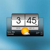 3D Flip Clock & Weather APK 5.98.2