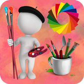 Paint Color and Draw 1.1 Android for Windows PC & Mac