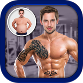 Men Body Styles SixPack tattoo - Photo Editor app 1.39 Android Latest Version Download