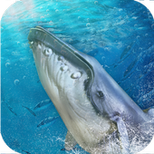Blue Whale Game: Save fish from angry shark 1.0 Android for Windows PC & Mac