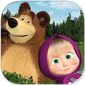 Masha and the Bear. Educational Games 4.7 Latest Version Download